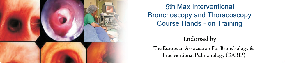 Interventional Bronchoscopy Course, Max Hospital, Saket, New